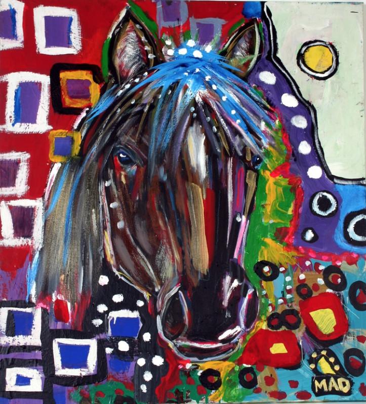301-Horse
