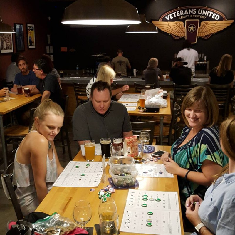 Taproom-beer-bingo